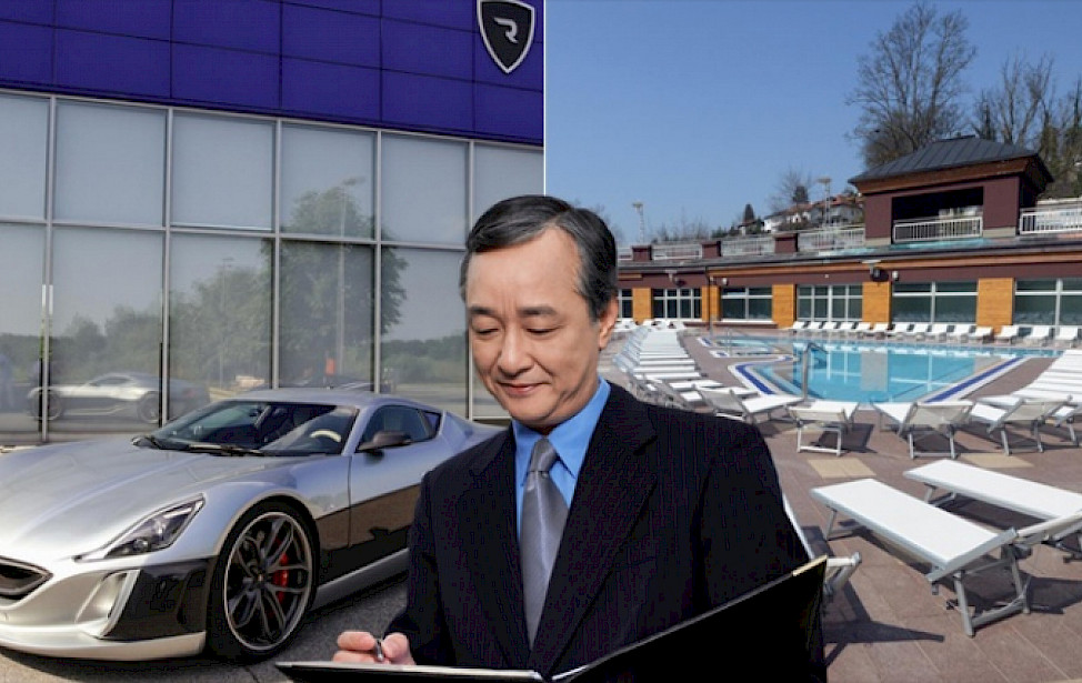 Kinezi ulažu 60 milijuna eura u Krapinske Toplice i Rimac Automobile